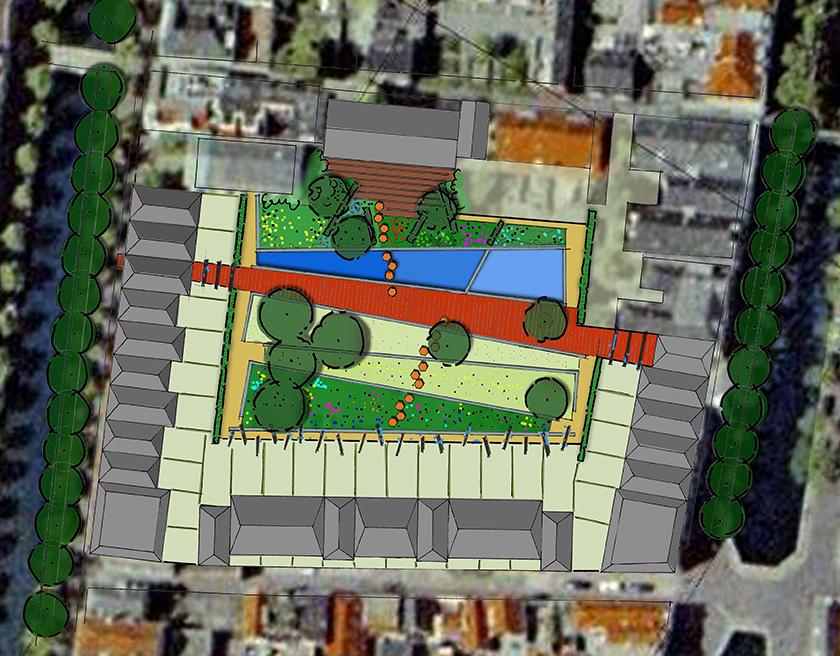 LaVie stadspark Gasthuisplaats