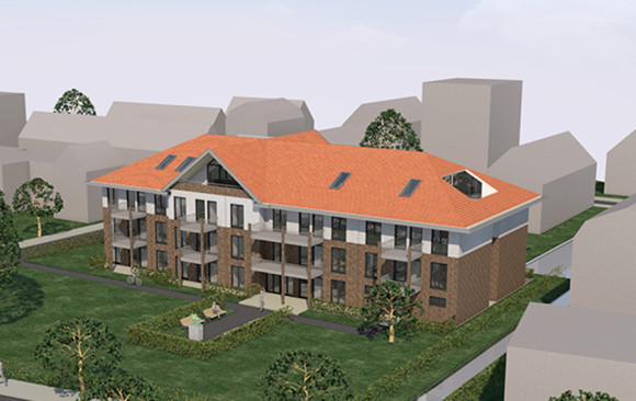 LaVie - stedelijke variant woonzorgconcept 'Samen Thuis Wonen'