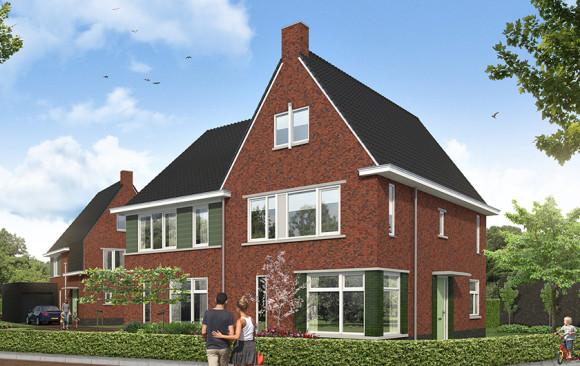 LaVie Vastgoedontwikkeling - Wilgenwende - Dordtse villa's