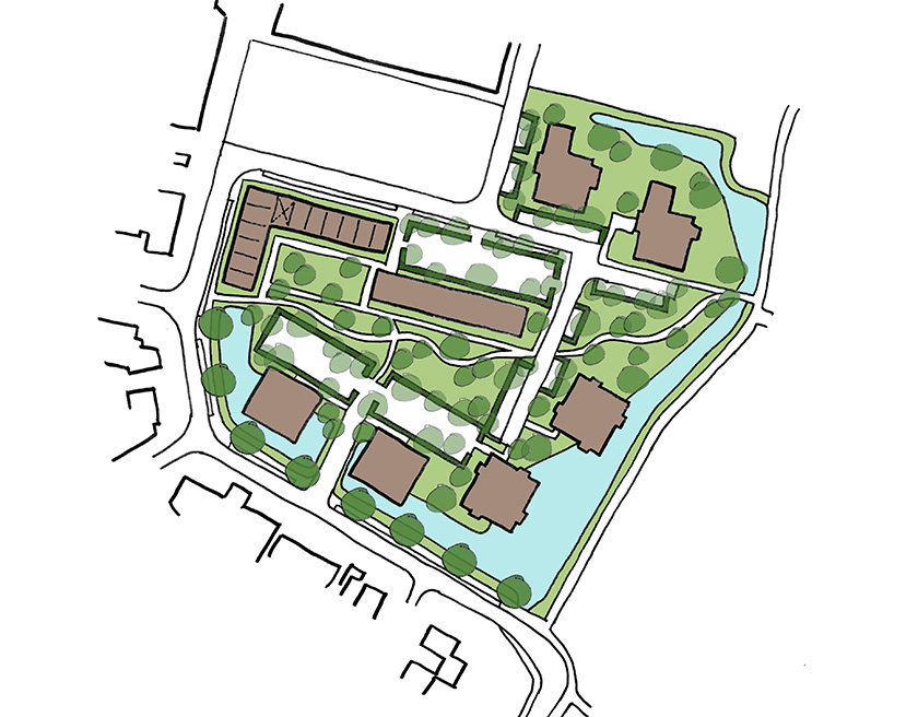 LaVie Vastgoedontwikkeling nieuwbouwontwikkeling Hergerborch