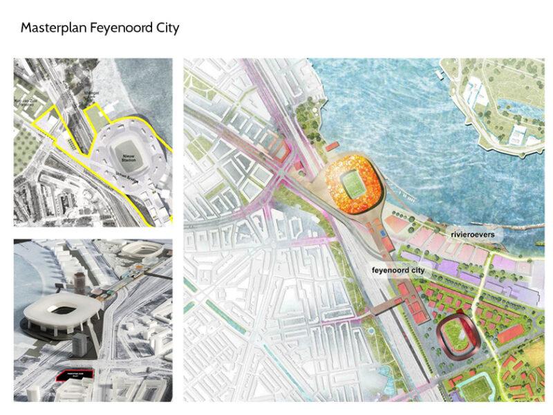 LaVie Vastgoedontwikkeling - Parkstad Zuid Feyenoord City - appartementen