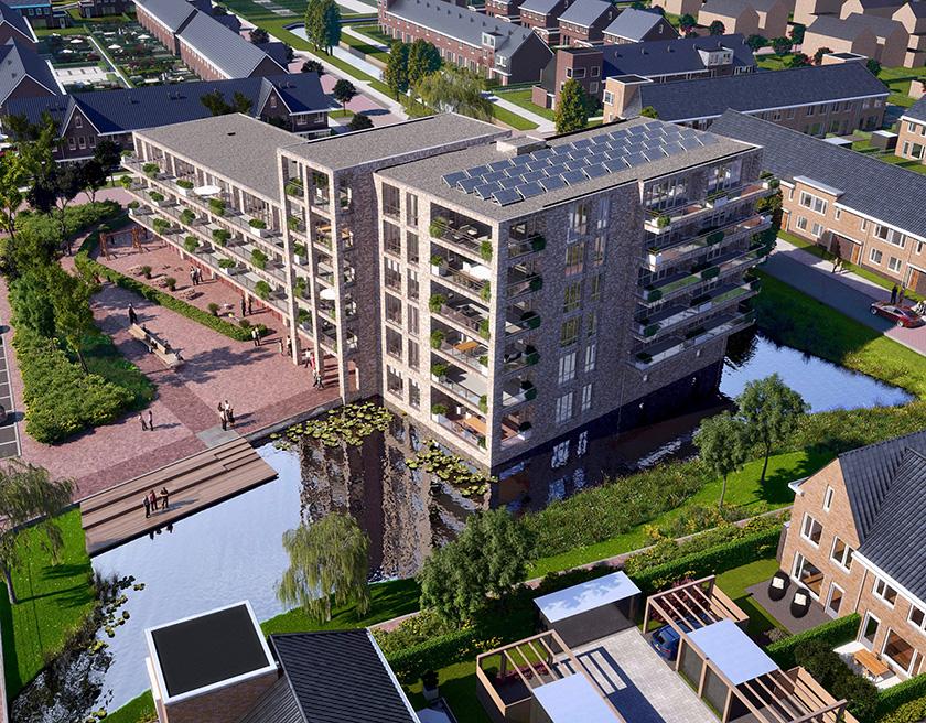 LaVie Vastgoedontwikkeling - Wilgenkroon - appartementen